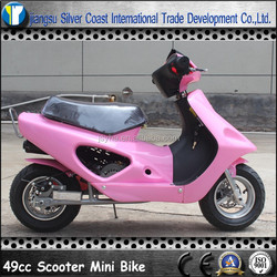Children Colorful Fashion Mini Pocket Bike Mini Scooter 49CC