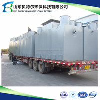Compact Biological Sewage Water Treatment Plant, widely used in hospitals, expressway, hotels, factory