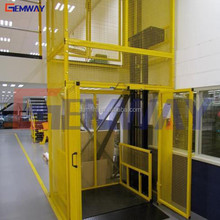 2.5ton and 3.6m Hydraulic vertical electric freight elevator price