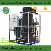 Ali-partner machinery tube type tube ice machine/china ice tube manufacturers/food preservation ice machine