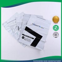 Garment packaing shipping parcel plastic self sealing bag