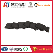High Quality Custom Flame Resistance pipe insulation rubber foam