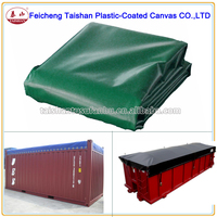 HIGH QUALITY CONTAINER TARP PVC TARPAULIN COVER FOR CONTAINER