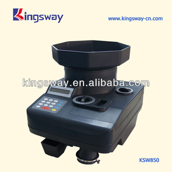 2014 Multinational Speedy Coin Counter ( KSW850)