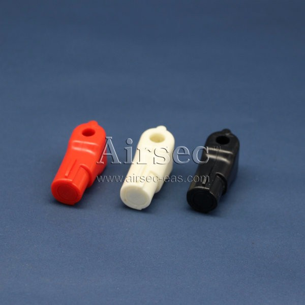 EAS system anti theft display security abs material magnetic hook stop lock
