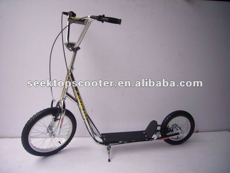 retro 12inch storm BMX push scooter for children with cheap price