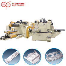 3 in 1 motorcycle auto part car spare parts production line