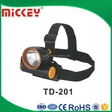 NEW design LED rechargeable headlamp