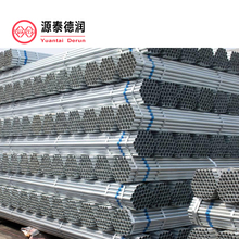 galvanized structural steel conduit pipe for water sizes