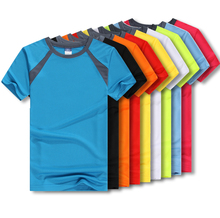 Buy direct from china factory custom raglan quick-dry polyester t shirt