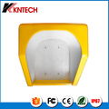 KNTECH RF-16 communication equipment industrial telephone hood telephone booth,public telephone roof