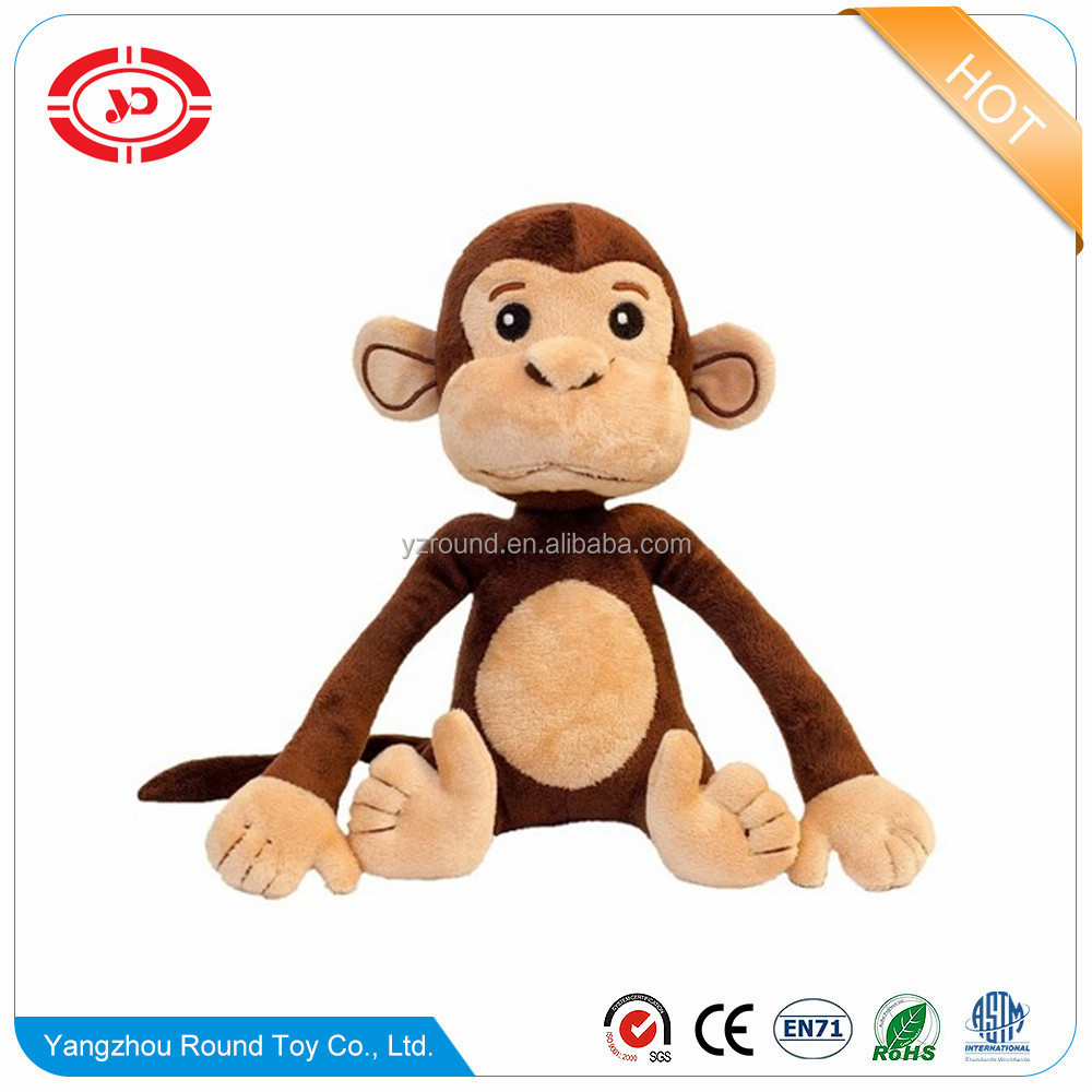 New type 2017 stuffed soft money quality CE gift kids favorite toy