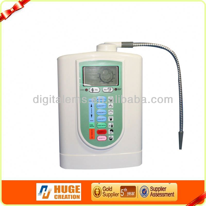 Hot selling water alkalizer ionizer