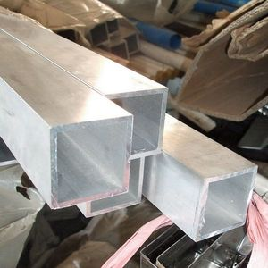 6063 6061 6060 6005 aluminum square tube manufacture