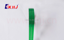 Excellent adhesion green antistatic polyester tape electronic packing