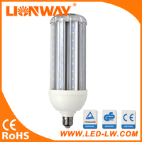 bollard light use LED Corn Light as replacement E27 E40 base