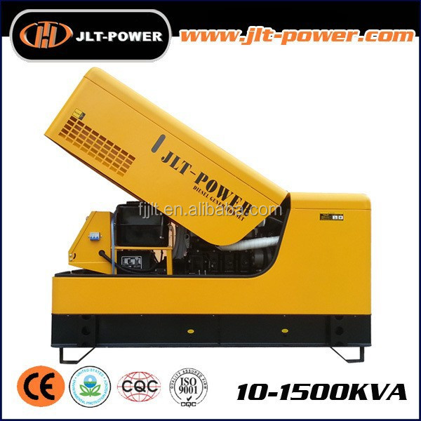 AC 50Hz 400v Power 40kva Diesel Generator Set With Yangdong Engine