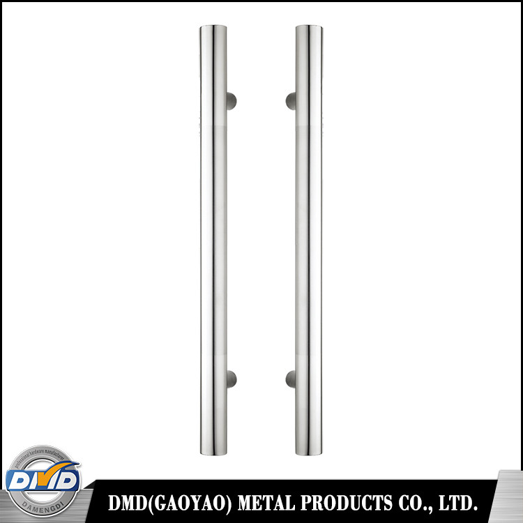 DMD-104 Customized size stainless steel glass pull door handle