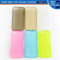 [GGIT] Ultra Thin TPU Mobile Phone Cover Case for iPhone 6