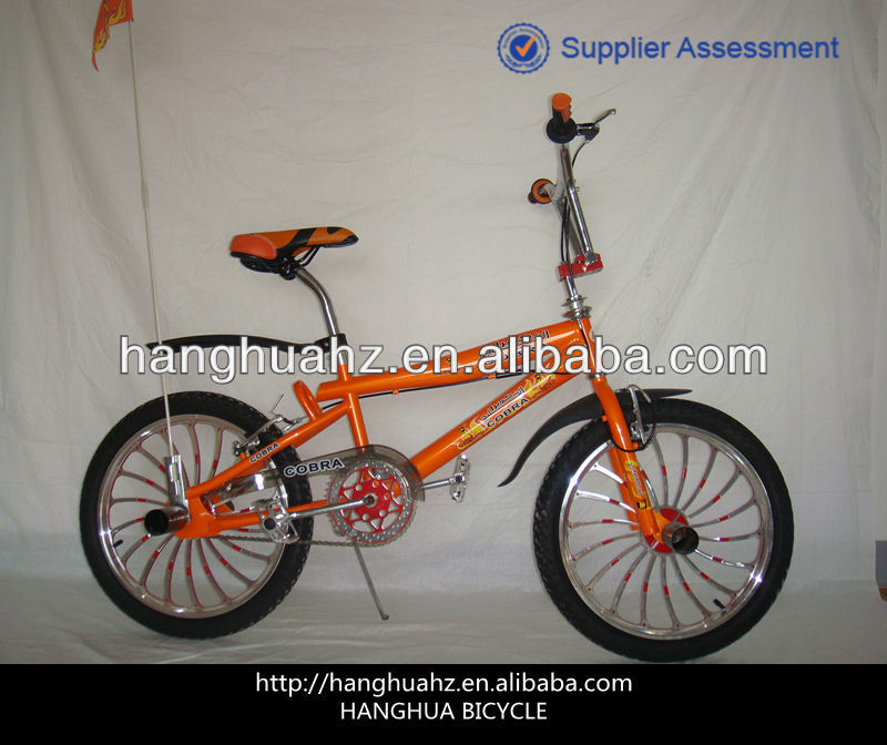 HH-BX2005B 20inch BMX freestyle street bike Dubai wholesale market from China supplier