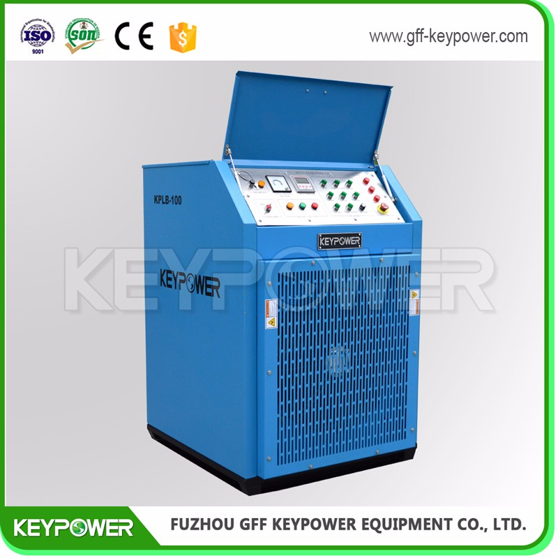 KEYPOWER Copper Copper Resistive Element 100kw load bank used for electricity devices