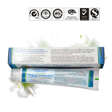 Bulk sale private label coconut oil toothpaste for bleeding gums /toothpaste brands