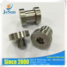 Alibaba New Stainless Steel Hex Scoket Flat Head Male-Female Screws