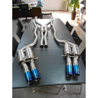 Exhaust for bmw E63 M6