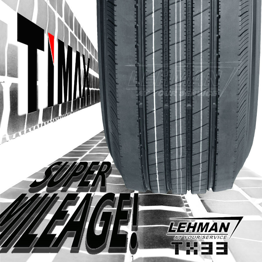 180000miles TIMAX Super Mileage 295 75 22.5 truck tire 295/75r22.5 for Sale