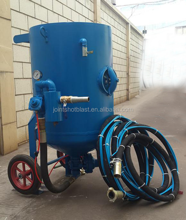 portable sandblaster/used sandblasting equipment for sale