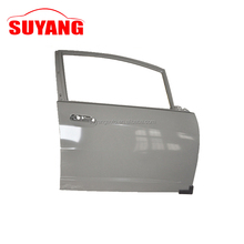 Replacement aftermarket Steel car spare parts Front Car Door L For HD JAZZ FIT