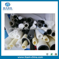 colorful factory price foam pipe insulation sizes