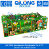 Outdoor and indoor play system , play center , indoor play equipment , indoor toddler playground (QL-108)