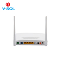 4GE WIFI RF GPON ONT Support 4 gigabit lan and CATV