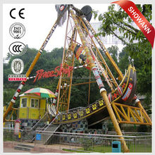amusement rides pirate ship for sale Mini pirate ship small park rides swinger for sale