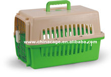 different sizes dog travel cage airline pet cage