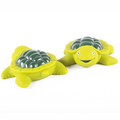 2015 hot sell Eco-friendly rubber turtle bath toy