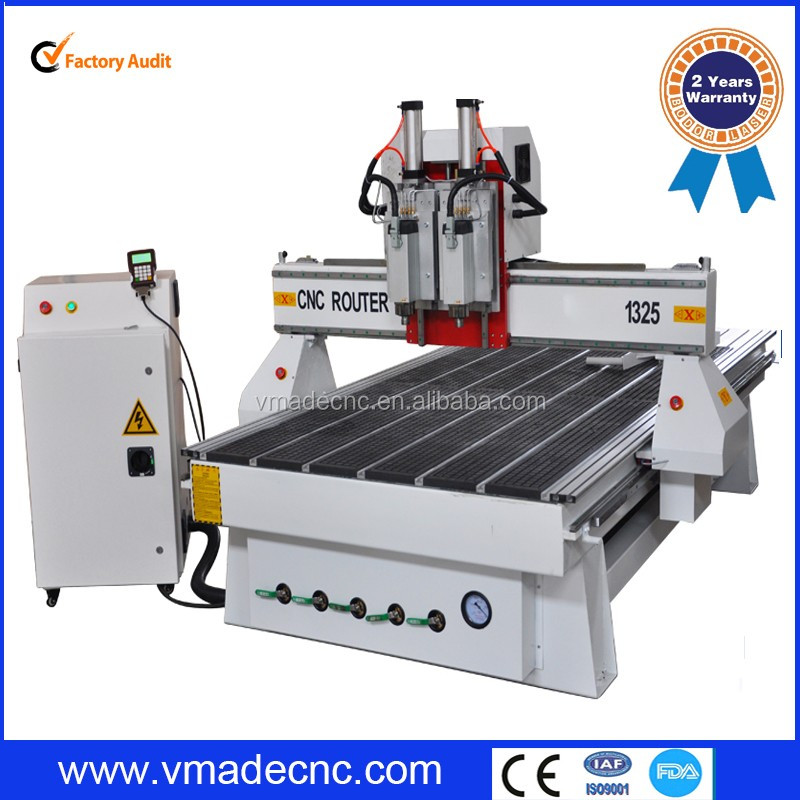 multi spindle 3d wood cnc router china cnc milling machine , woodworking cnc machine for furniture