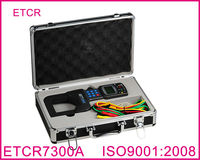 ETCR7300A Large Caliber Three Phase Power Factor Clamp Multimeter tester