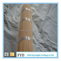 cheap incense Stick raw Natural bamboo sticks for agarbatties