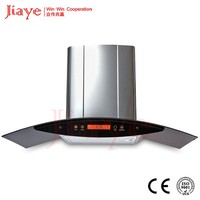 Jiaye stainless steel commercial kitchen extractor hood JY-HP9017