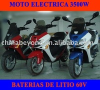 3500W Electric Motorcycle (EEC approval)