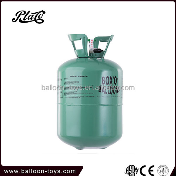portable pure helium with helium tank for self inflating helium balloons