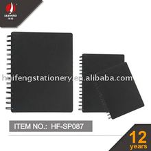 PP Spiral Notebooksecurity notebook
