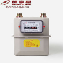 Hangyuxing mechanical diaphragm household gas meter (G1.6/2.5/4)