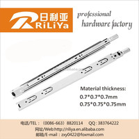 China manufacturer telescopic slides for tables,ikea drawer slide rail