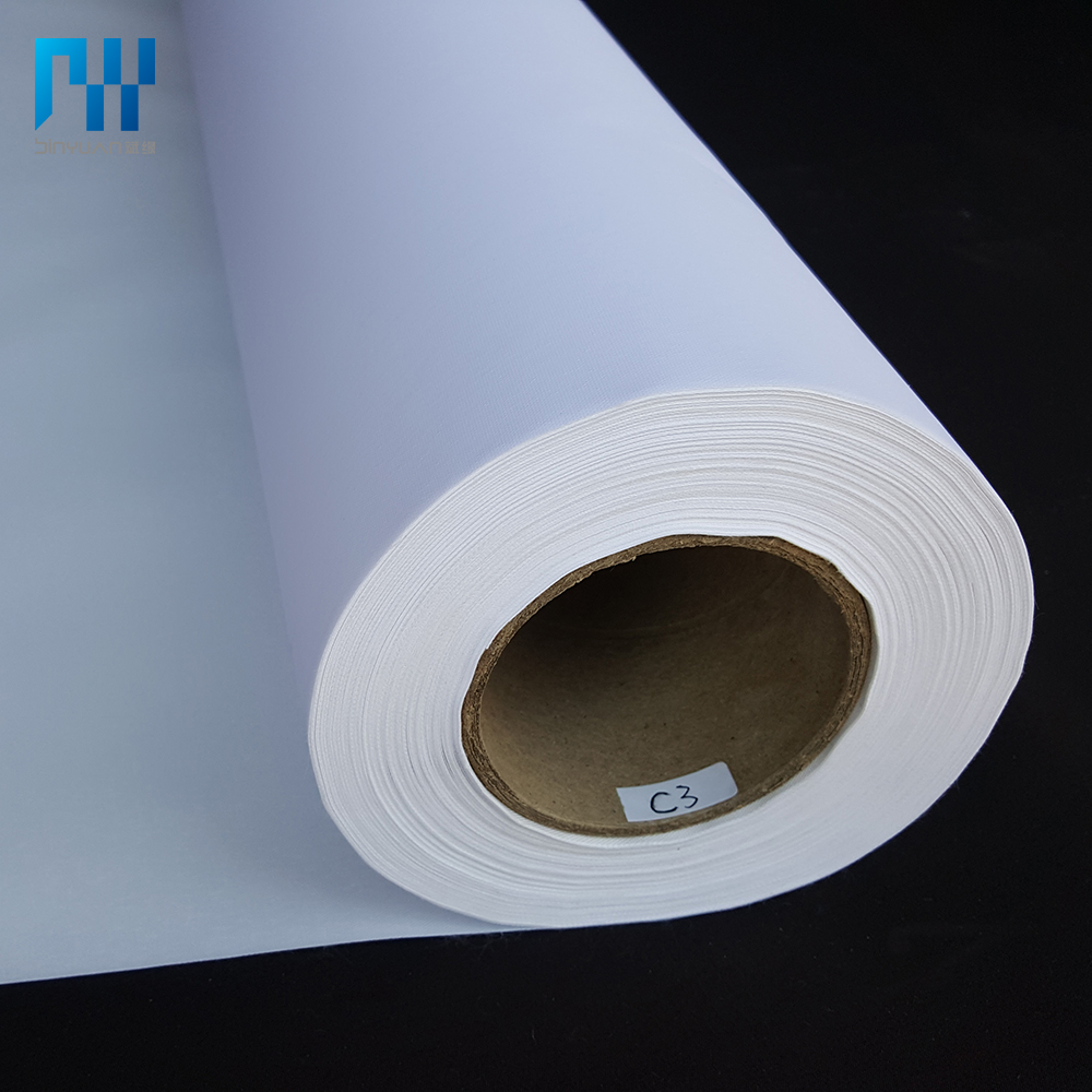 Waterproof Polyester Blank digital printing UV Canvas