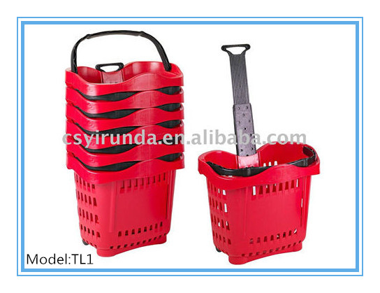 shopping basket supermarket shopping trolley