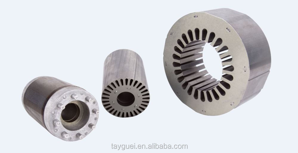 Taiwan rotor stator for auto ac compressor