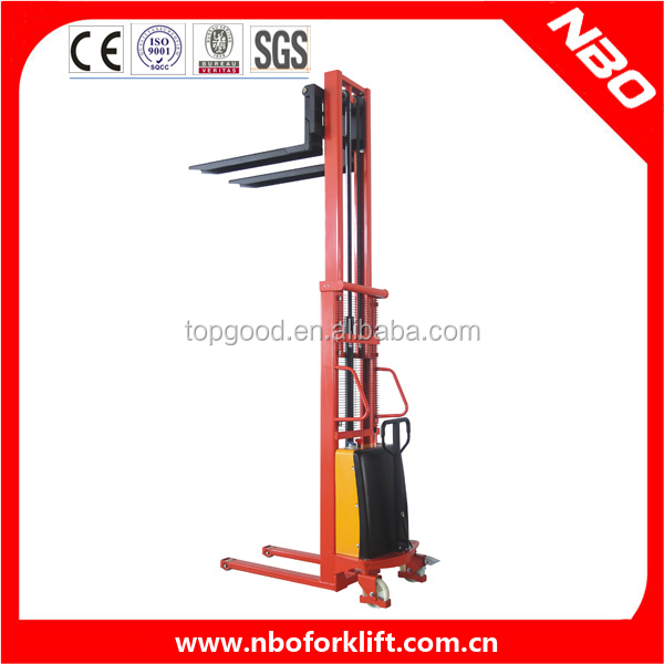 NBO general industrial equipment hand, Cheap Semi-electric Stacker